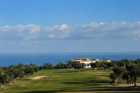 Korenium Golf Course Club House - North Cyprus