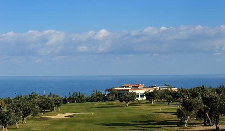 Korenium Golf Course Club House - North Cyprus