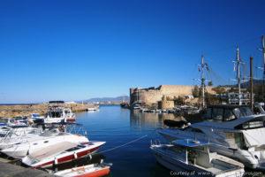 Kyrenia-Castle-in-a-Sunny-Day-North-Cyprus