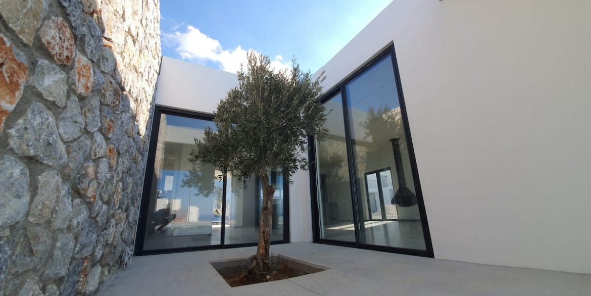 Unique Ultra-Modern Seafront Villa 3 Bed - North Cyprus Property Z3