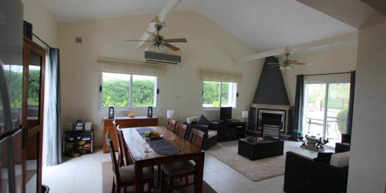 Arapkoy Seaview Mountain Villa 4 Bed - North Cyprus Property 13