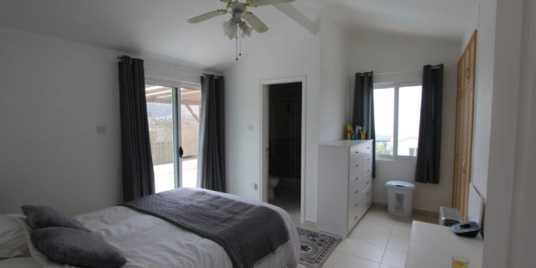 Arapkoy Seaview Mountain Villa 4 Bed - North Cyprus Property 16