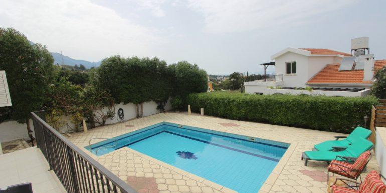 Arapkoy Seaview Mountain Villa 4 Bed - North Cyprus Property 2