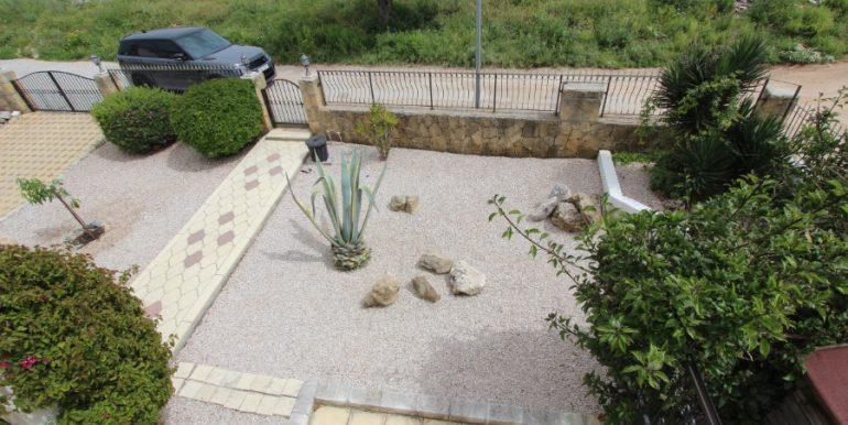 Arapkoy Seaview Mountain Villa 4 Bed - North Cyprus Property 20