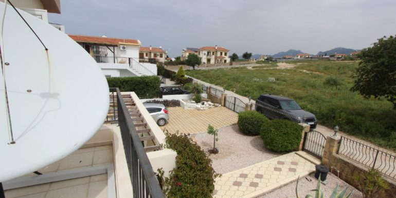 Arapkoy Seaview Mountain Villa 4 Bed - North Cyprus Property 21