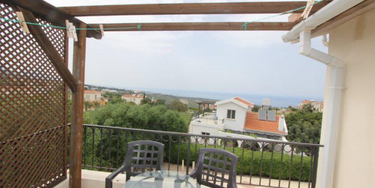 Arapkoy Seaview Mountain Villa 4 Bed - North Cyprus Property 22