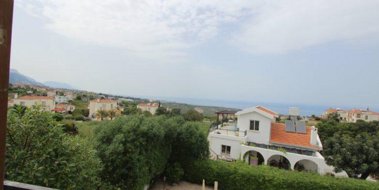 Arapkoy Seaview Mountain Villa 4 Bed - North Cyprus Property 23