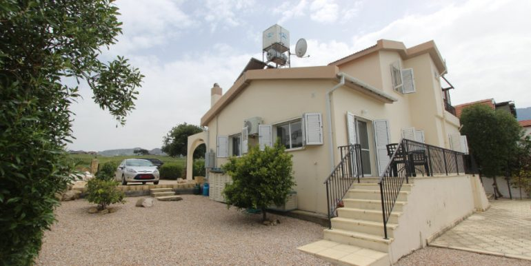 Arapkoy Seaview Mountain Villa 4 Bed - North Cyprus Property 3
