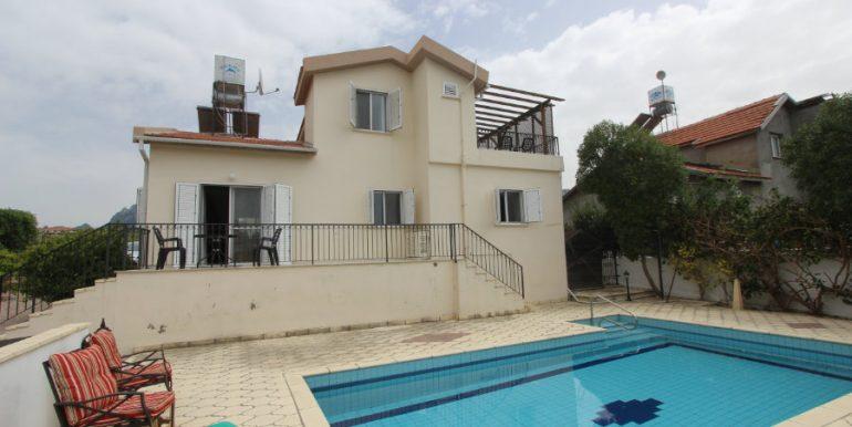 Arapkoy Seaview Mountain Villa 4 Bed - North Cyprus Property 4