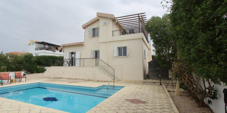 Arapkoy Seaview Mountain Villa 4 Bed - North Cyprus Property 5
