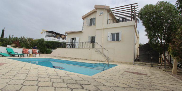 Arapkoy Seaview Mountain Villa 4 Bed - North Cyprus Property 6