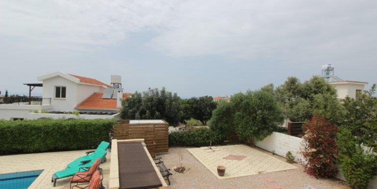 Arapkoy Seaview Mountain Villa 4 Bed - North Cyprus Property 7