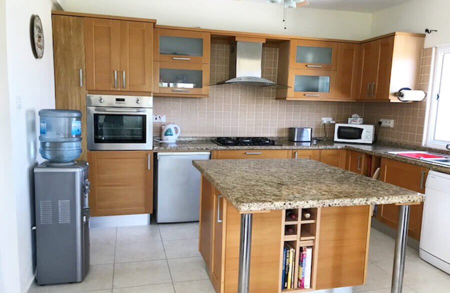 Arapkoy Seaview Mountain Villa 4 Bed - North Cyprus Property A4