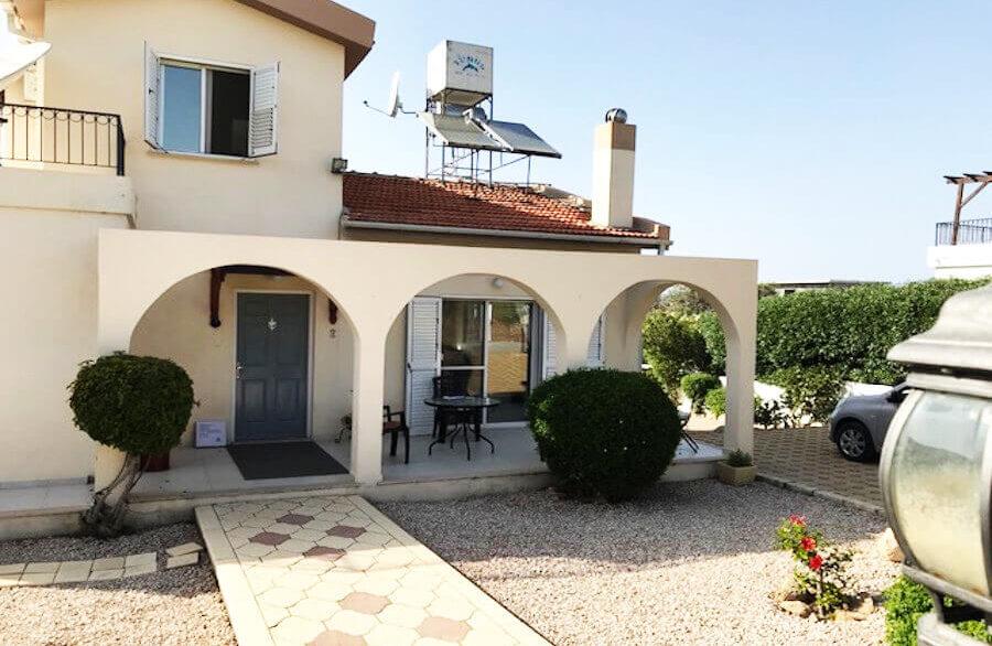 Arapkoy Seaview Mountain Villa 4 Bed - North Cyprus Property A6