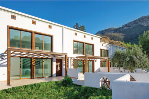 Bellapais Luxury Mountain Villa 3 Bed North Cyprus Property 1