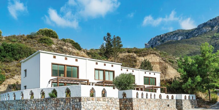 Bellapais Luxury Mountain Villa 3 Bed North Cyprus Property 13