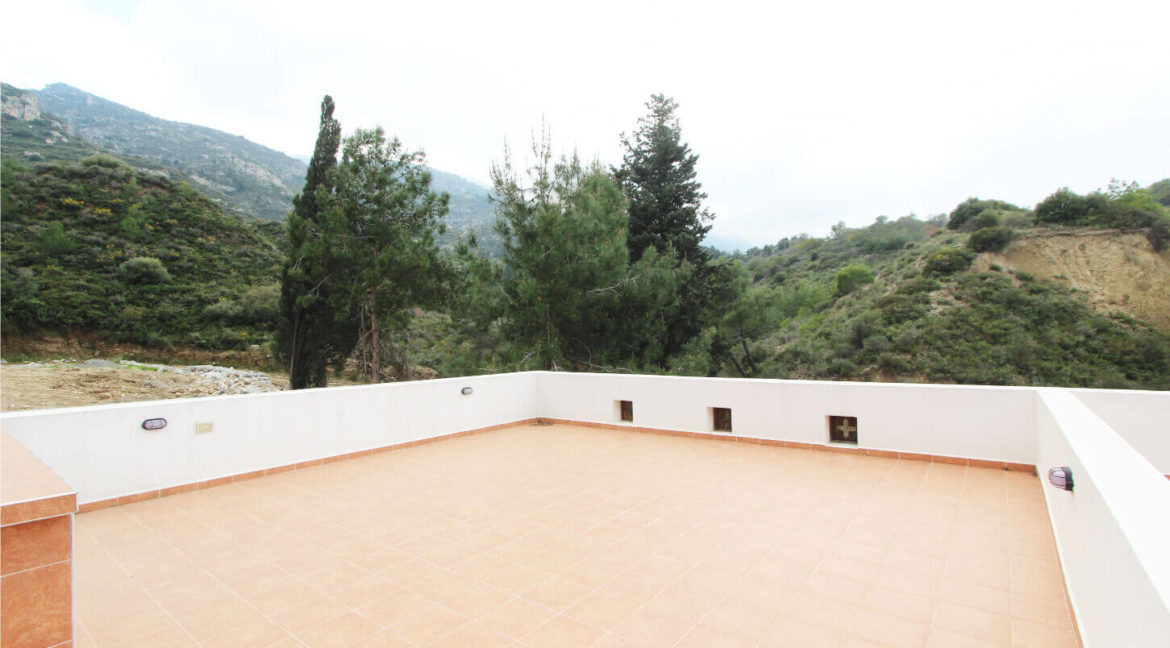 Bellapais Luxury Mountain Villa 3 Bed North Cyprus Property 27