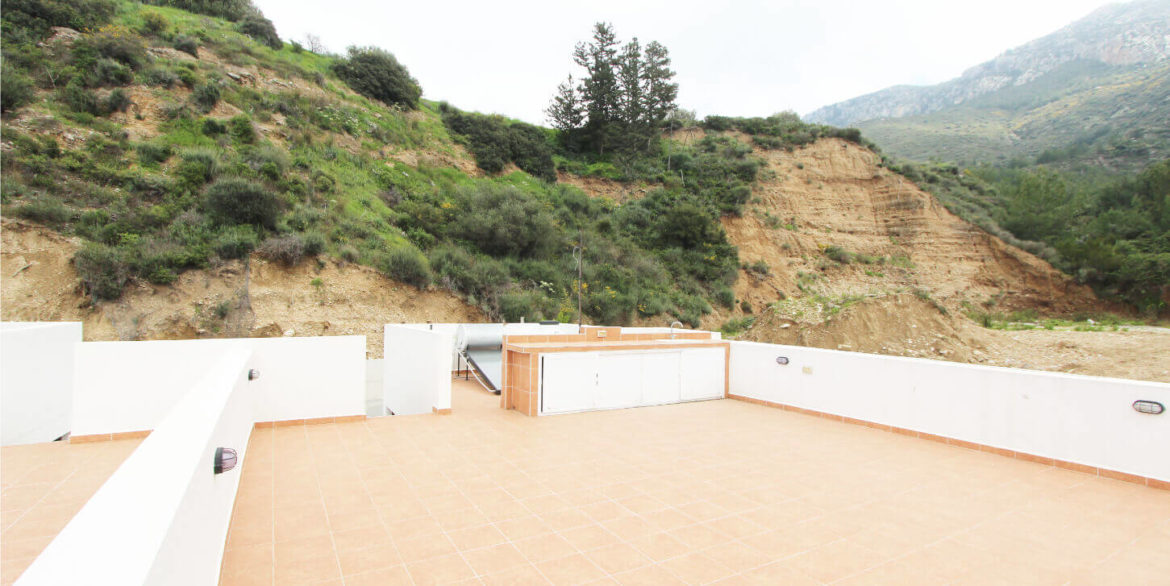 Bellapais Luxury Mountain Villa 3 Bed North Cyprus Property 28