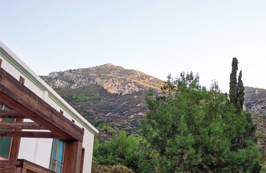 Bellapais Luxury Mountain Villa 3 Bed North Cyprus Property 3