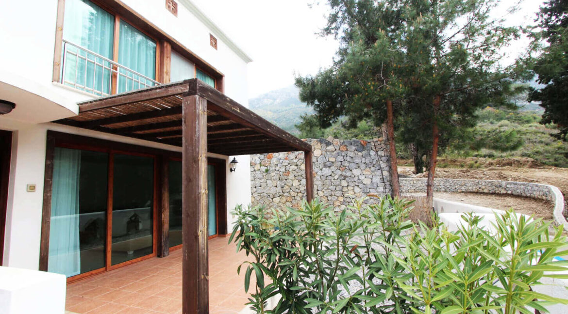 Bellapais Luxury Mountain Villa 3 Bed North Cyprus Property 34