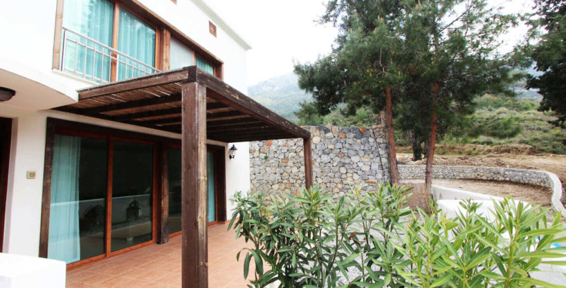 Bellapais Luxury Mountain Villa 3 Bed
