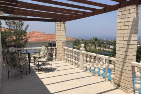 Catalkoy Kyrenia View Villa 3 Bed - North Cyprus Property 1