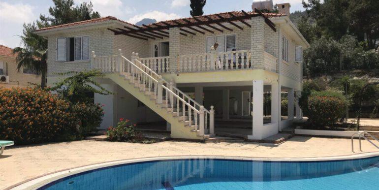 Catalkoy Kyrenia View Villa 3 Bed - North Cyprus Property 4