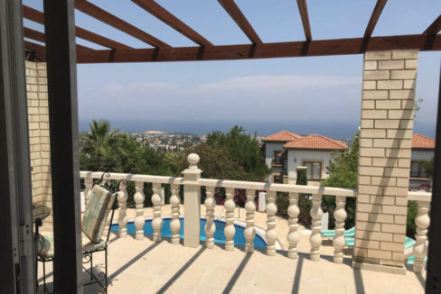 Catalkoy Kyrenia View Villa 3 Bed - North Cyprus Property 9