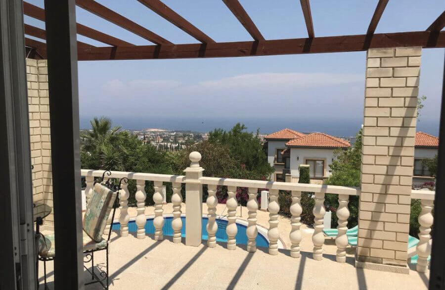 Catalkoy Kyrenia View Villa 3 Bed - North Cyprus Property 9