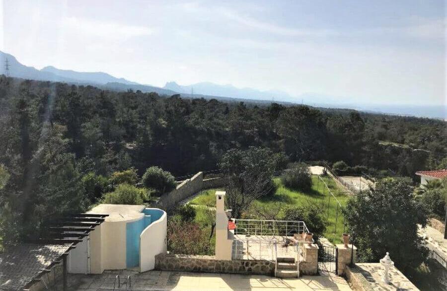 Esentepe Kyrenia View 1 Donum Villa 3 Bed - North Cyprus Property 12