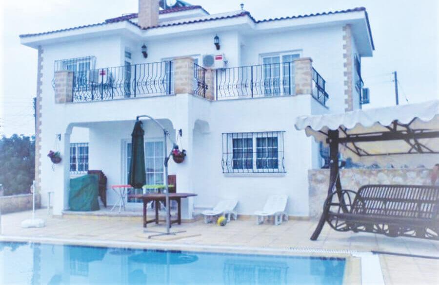 Esentepe Kyrenia View 1 Donum Villa 3 Bed - North Cyprus Property 13