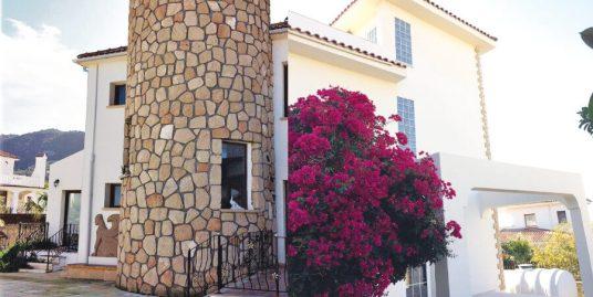 Esentepe Kyrenia View 1 Donum Villa 3 Bed