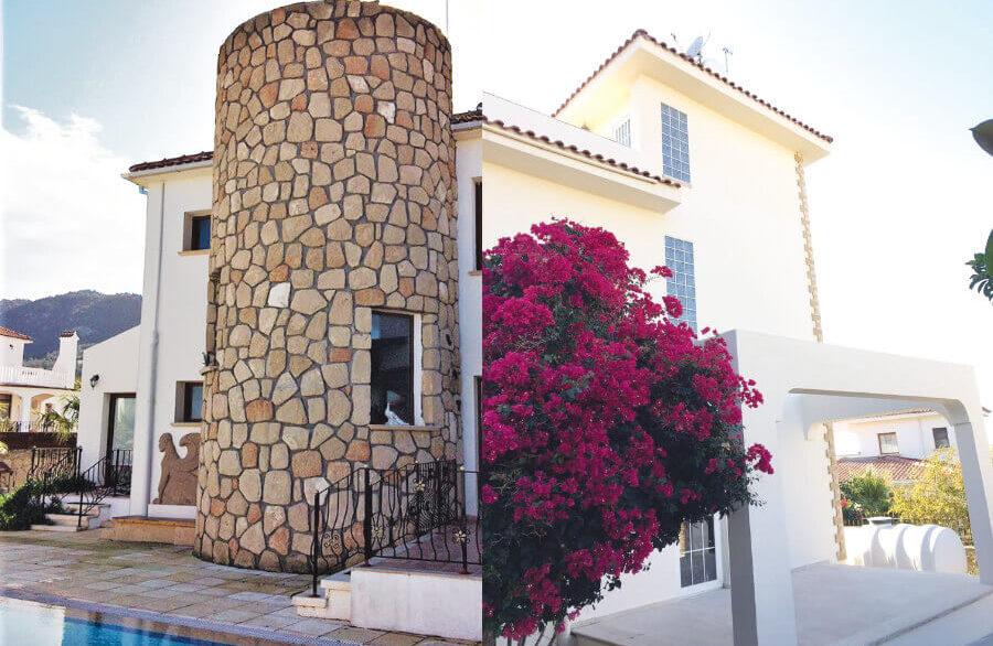 Esentepe Kyrenia View 1 Donum Villa 3 Bed - North Cyprus Property 7