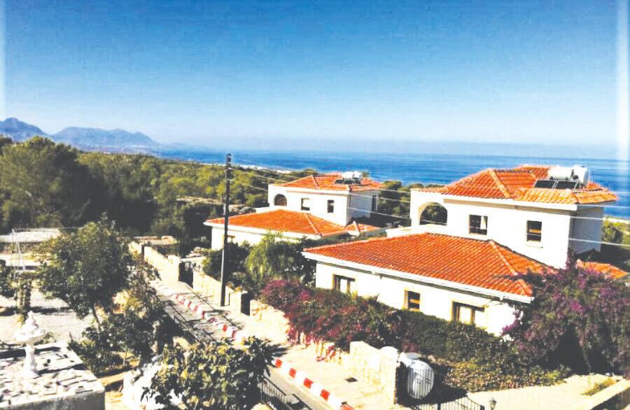 Esentepe Kyrenia View 1 Donum Villa 3 Bed - North Cyprus Property 9