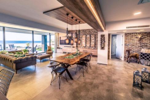 Karsiyaka Beachfront Ultra Modern 5 Bed Villa - North Cyprus Property 10