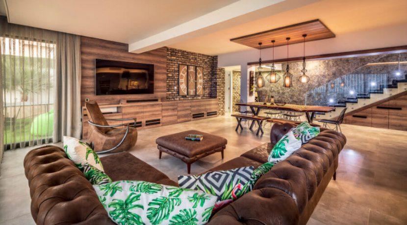 Karsiyaka Beachfront Ultra Modern 5 Bed Villa - North Cyprus Property 15