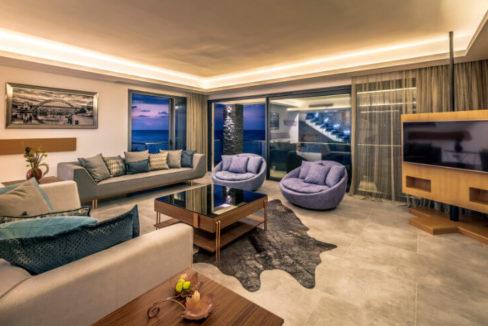 Karsiyaka Beachfront Ultra Modern 5 Bed Villa - North Cyprus Property 17