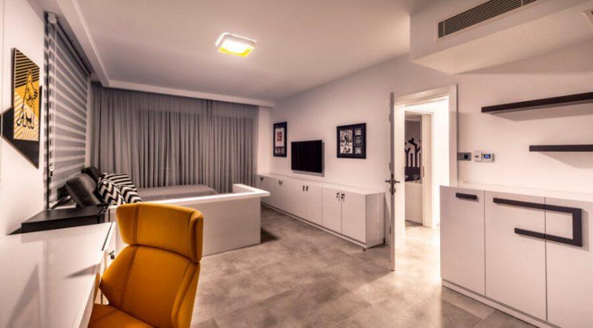Karsiyaka Beachfront Ultra Modern 5 Bed Villa - North Cyprus Property 19