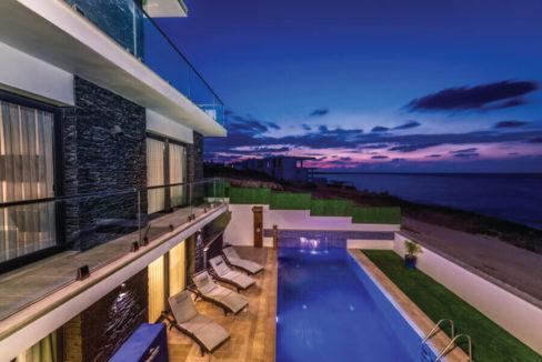 Karsiyaka Beachfront Ultra Modern 5 Bed Villa - North Cyprus Property 41