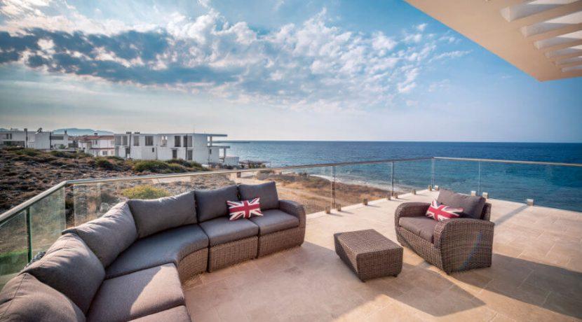 Karsiyaka Beachfront Ultra Modern 5 Bed Villa - North Cyprus Property 7