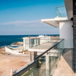 Karsiyaka Beachfront Ultra Modern 5 Bed Villa - North Cyprus Property Z1