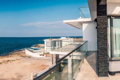 Karsiyaka Beachfront Ultra Modern 5 Bed Villa - North Cyprus Property Z1