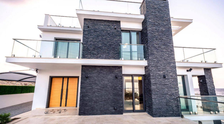 Karsiyaka Beachfront Ultra Modern 5 Bed Villa - North Cyprus Property Z3