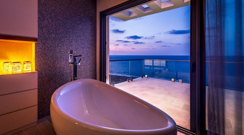 Karsiyaka Beachfront Ultra Modern 5 Bed Villa - North Cyprus Property Z5