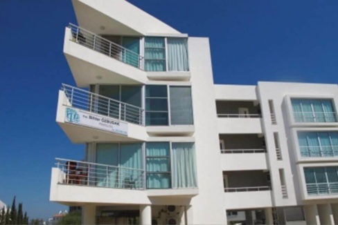 Kyrenia City Panorama Penthouse 3 Bed - North Cyprus Property 1