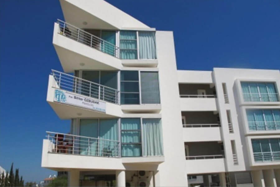 Kyrenia City Panorama Penthouse 3 Bed