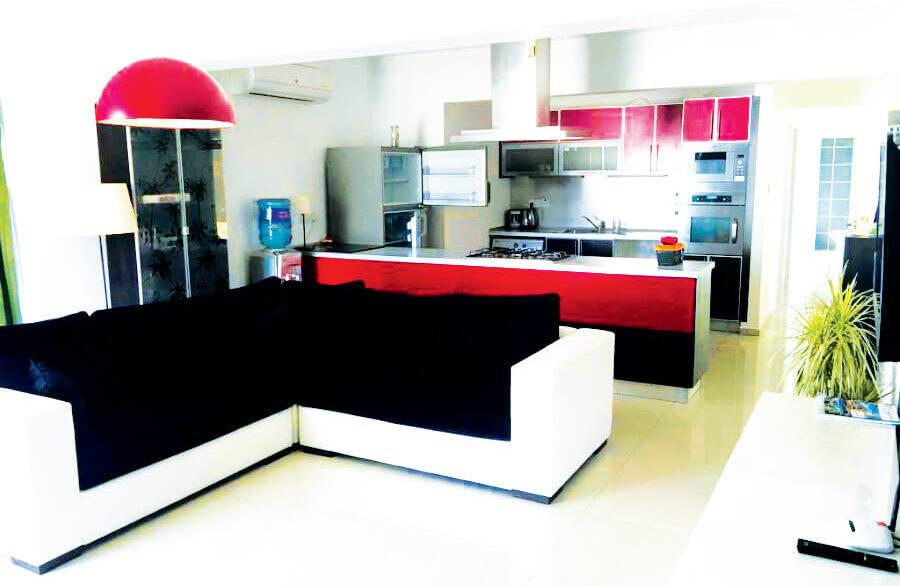 Kyrenia City Panorama Penthouse 3 Bed - North Cyprus Property 11