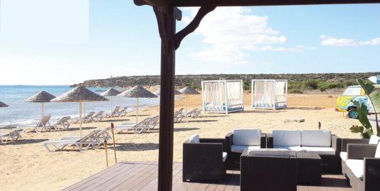 North Cyprus beachfront property