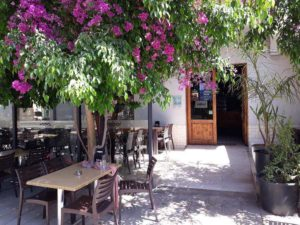 A bueaitiful Cafe in Lefkosa - North Cyprus