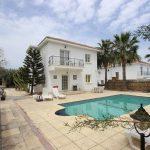Central Kyrenia Mediterranean Villa 3 Bed - North Cyprus Property 26